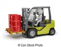 Loading clipart fork lift