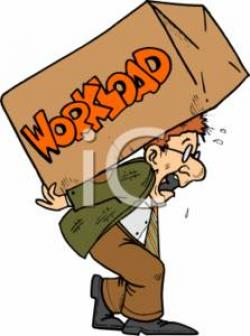 Loading clipart workload