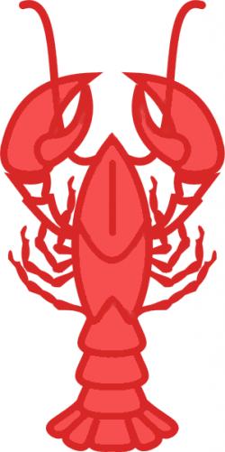 Crayfish clipart seafood
