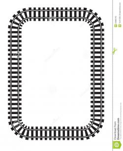 Railways clipart railway line