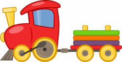 Locomotive clipart choo choo train