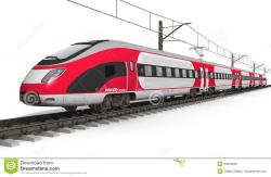 Locomotive clipart electric train