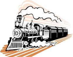 Railways clipart railway engine
