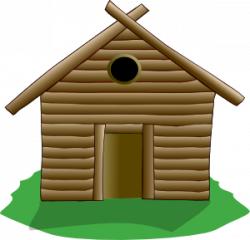 Fire clipart cottage