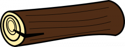 Log clipart