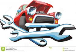 Wreck clipart auto body repair