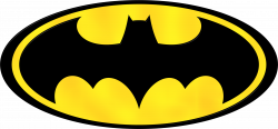 Batgirl clipart logo