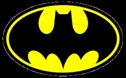 Logo clipart batman