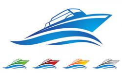 Logo clipart boat