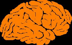 Logo clipart brain