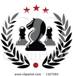 Chess clipart logo