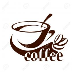 Logo clipart coffee