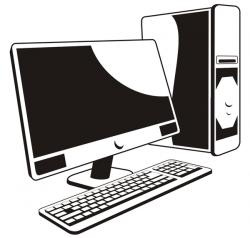 Logo clipart computer