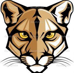 Ocelot clipart cougar