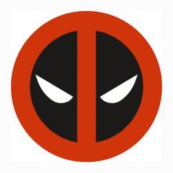 Logo clipart deadpool
