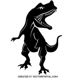 Logo clipart dinosaur