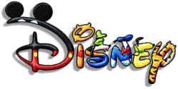 Logo clipart disney world