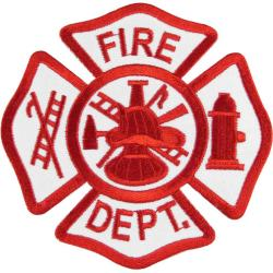 Firefighter clipart fire chief