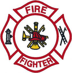 Logo clipart firefighter