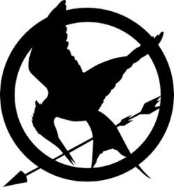 Logo clipart hunger games