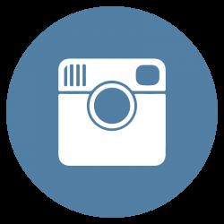 Instagramm clipart flat