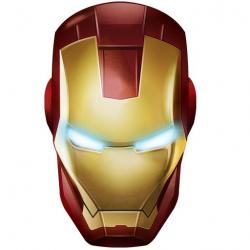 Mask clipart iron man