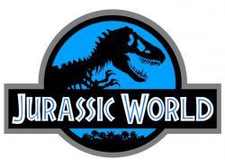 Logo clipart jurassic world