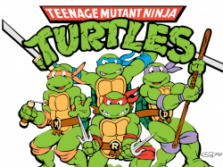 Ninja Turtles clipart original