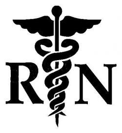 Logo clipart nurse
