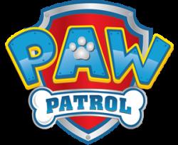 Logo clipart paw patrol