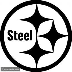 Stellers clipart black and white