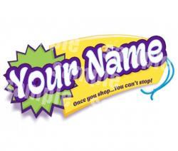 Logo clipart shopkins