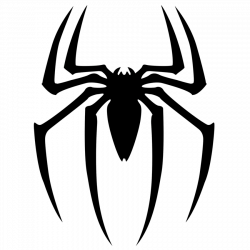 Logo clipart spiderman