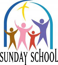 Logo clipart sunday school