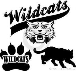 Wildcat clipart logo