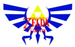 Zelda clipart logo
