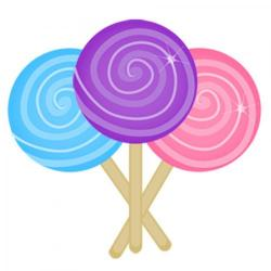 Spiral clipart lollipop