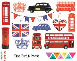 Phone Box clipart london taxi
