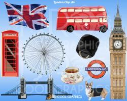 Tower Bridge clipart queen england