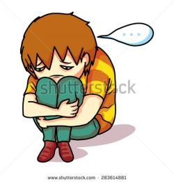 Lonely clipart