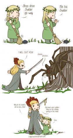 Hobbit clipart real