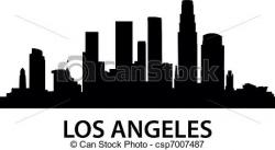 Los Angeles clipart