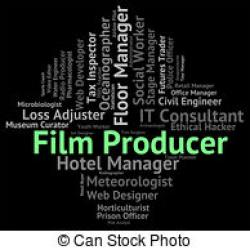 Loss clipart film producer