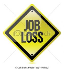 Loss clipart job loss