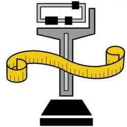 Right clipart weight scale