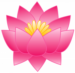 Tranquility clipart pink lotus