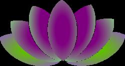 Lilac clipart teratai