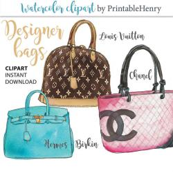 Chanel clipart printable