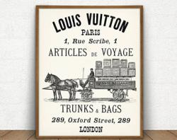Louis Vuitton clipart french fashion