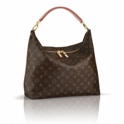 Louis Vuitton clipart pink bag